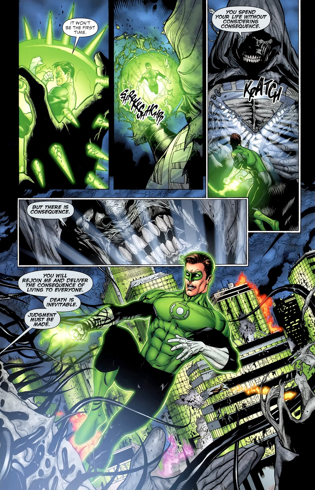 Green Lantern H...