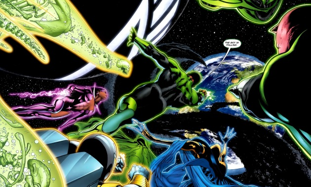 Green Lantern John Stewart (Green Lantern Vol. 4 #52)