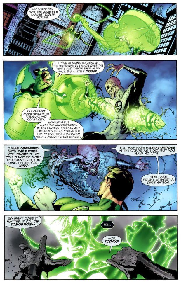 From – Green Lantern Vol. 4 #47