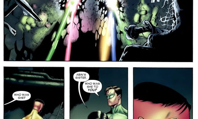 From – Green Lantern Vol. 4 #47