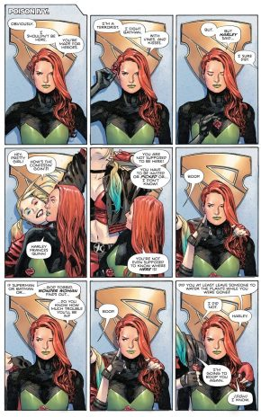 Harley Quinn And Poison Ivy (Heroes In Crisis)