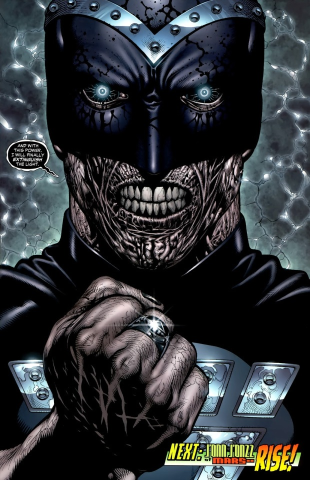 How Black Hand Became A Black Lantern