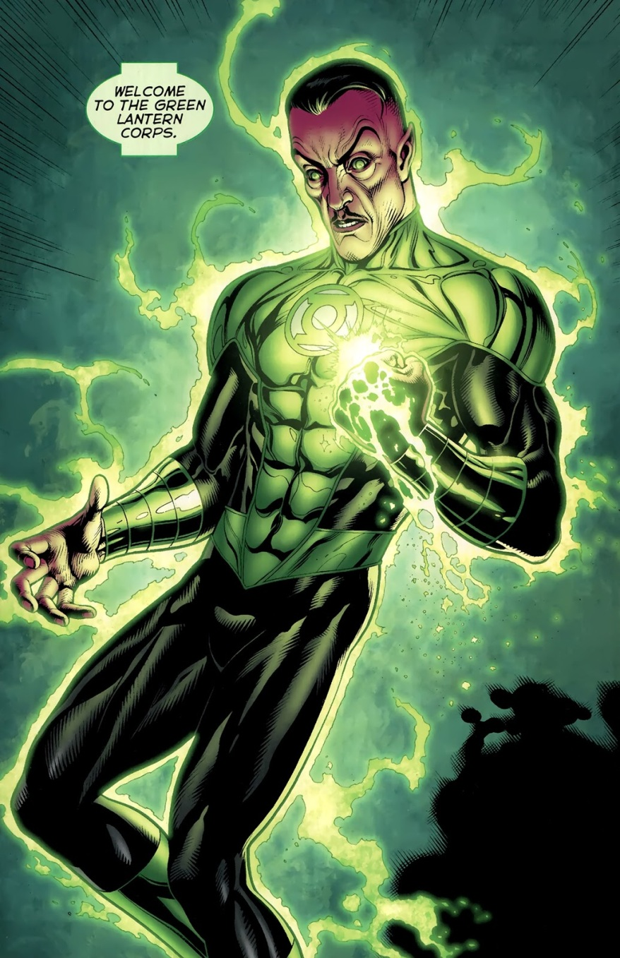 How Sinestro Became A Green Lantern Once Again
