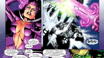 How To Destroy A Black Lantern