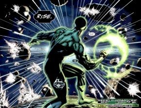 John Stewart (Green Lantern Vol. 4 #44)