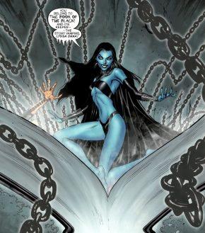 Lyssa Drak (Green Lantern Vol. 4 #64)