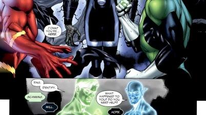 Martian Manhunter Becomes A Black Lantern
