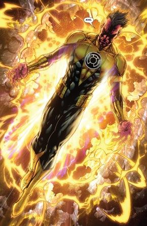 Sinestro (Green Lantern Corps Vol. 2 #56)
