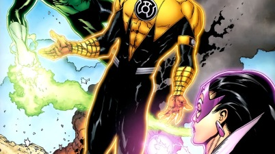 Sinestro (Green Lantern Vol. 4 #5)