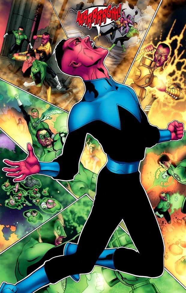 Sinestro (Green Lantern Vol. 4 #66)