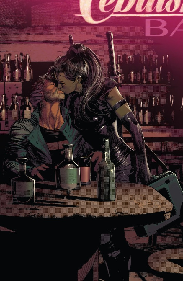 Star-Lord And Gamora (Infinity Wars #1)