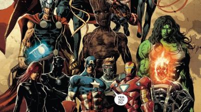 The Avengers (Infinity Wars #2)