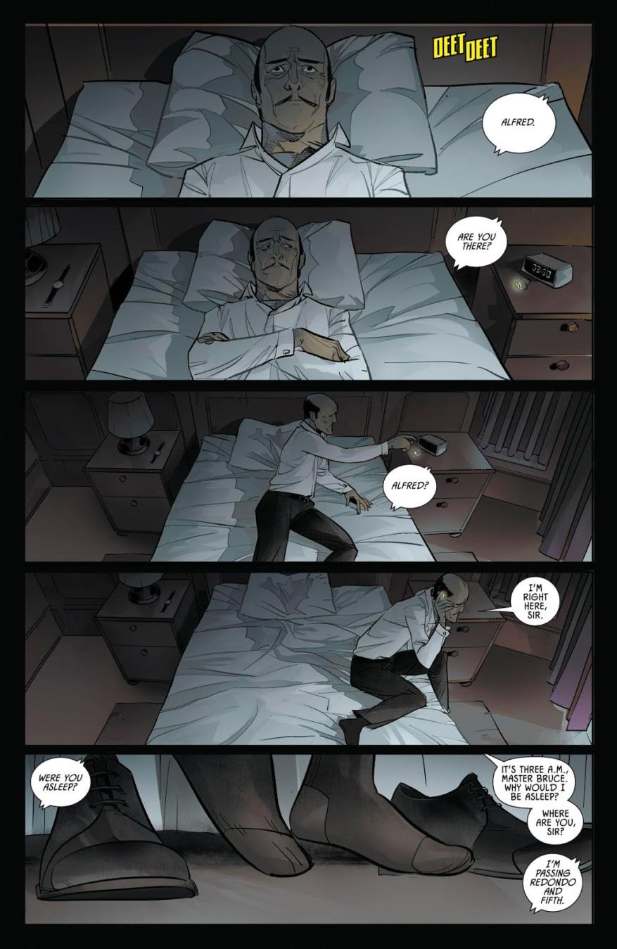 Batman (From – Batman Vol. 3 Annual #3)