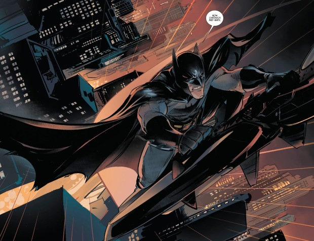 Batman (From – Batman Vol. 3 Annual #3)