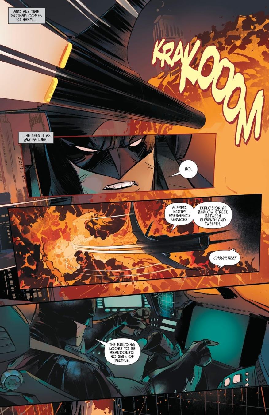 Batman VS The Drone