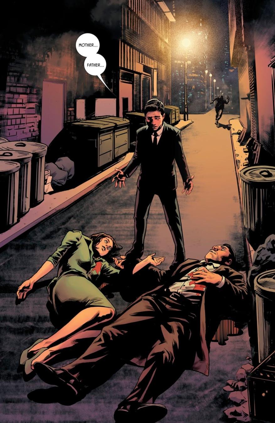 Bruce Wayne (Batman Vol. 3 #61)