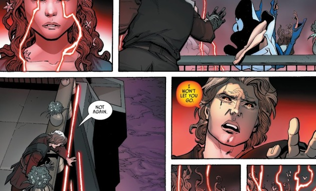 Darth Vader Realizes Padme Amidala Can't Be Brought Back To Life