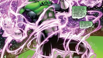 Green Lantern Kyle Rayner (Green Lantern Corps Vol. 2 #62)