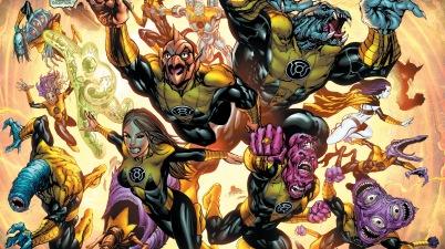 Sinestro Corps (Green Lantern Corps Vol. 2 #55)