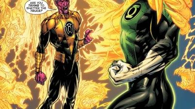 Sinestro (Green Lantern Corps Vol. 2 #54)