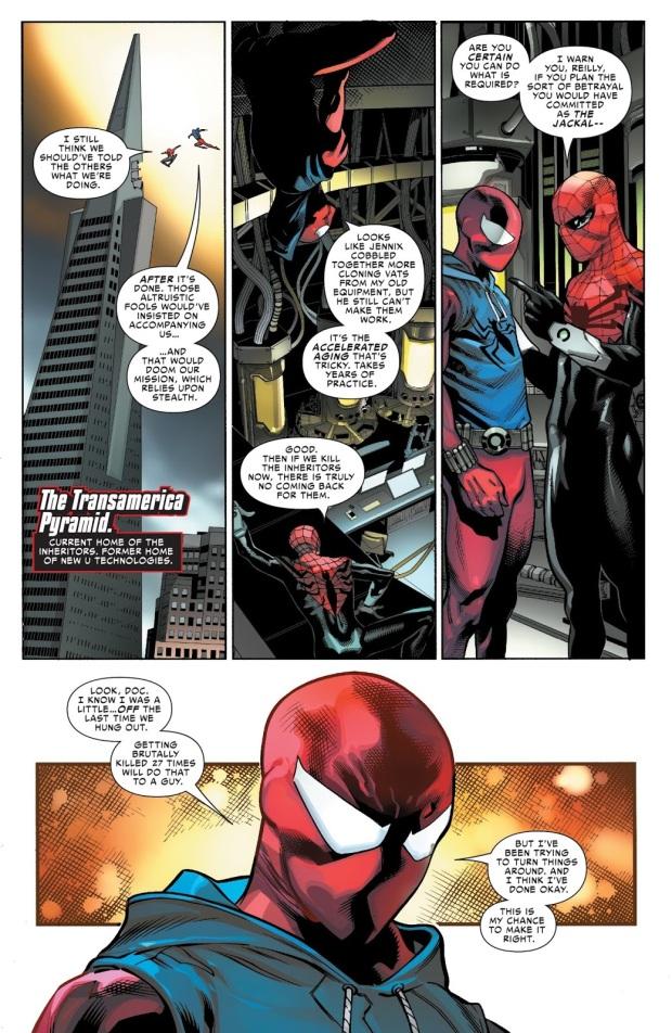From - Spider-Geddon #4