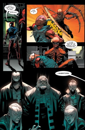 From - Spider-Geddon #4