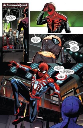 Why Superior Spider-Man Betrayed Scarlet Spider To The Inheritors