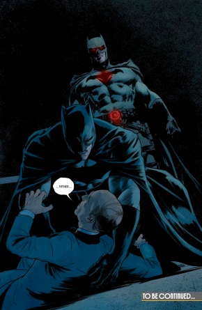 Batman And Thomas Wayne Batman