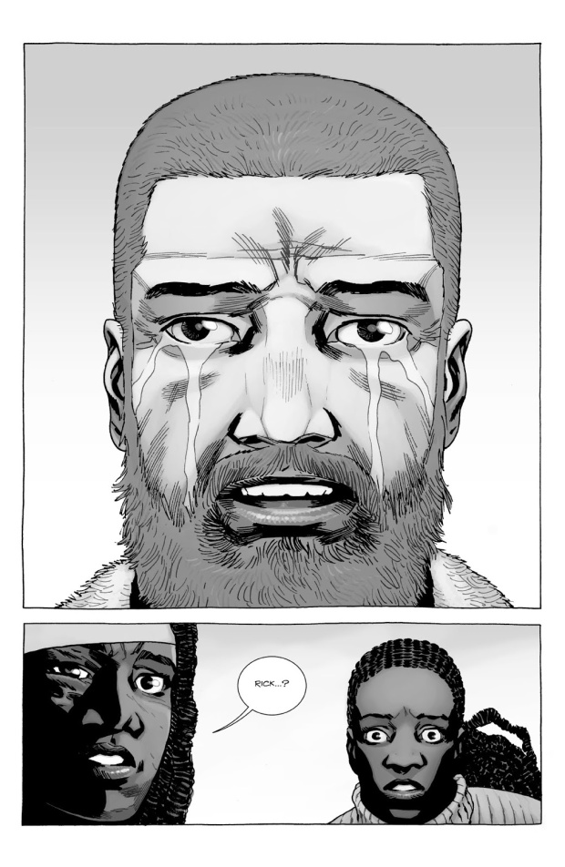 Rick Grimes (The Walking Dead #185)