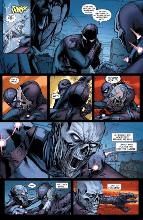 Superior Spider-Man VS Skull
