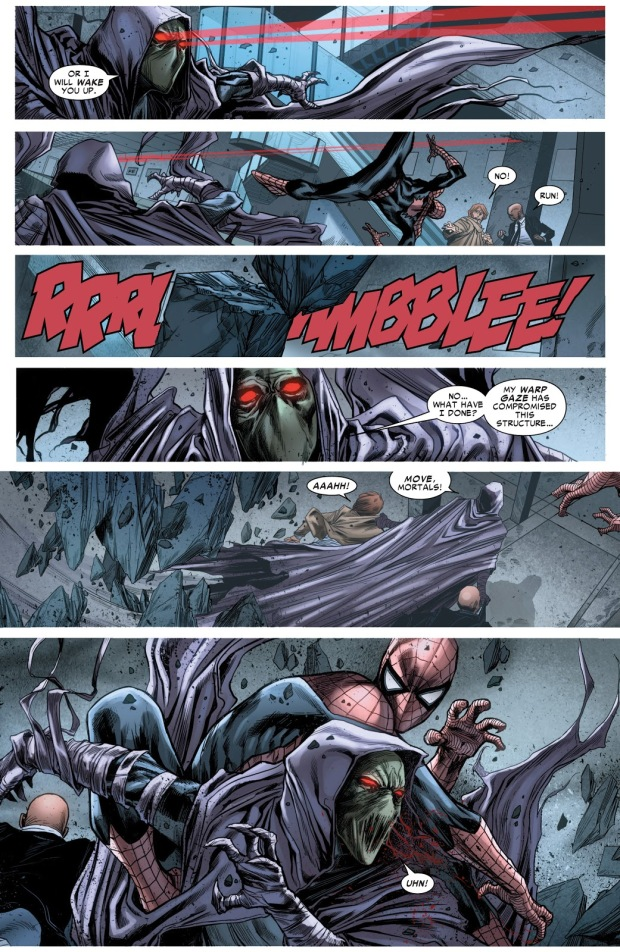 Superior Spider-Man VS Sleepwalker