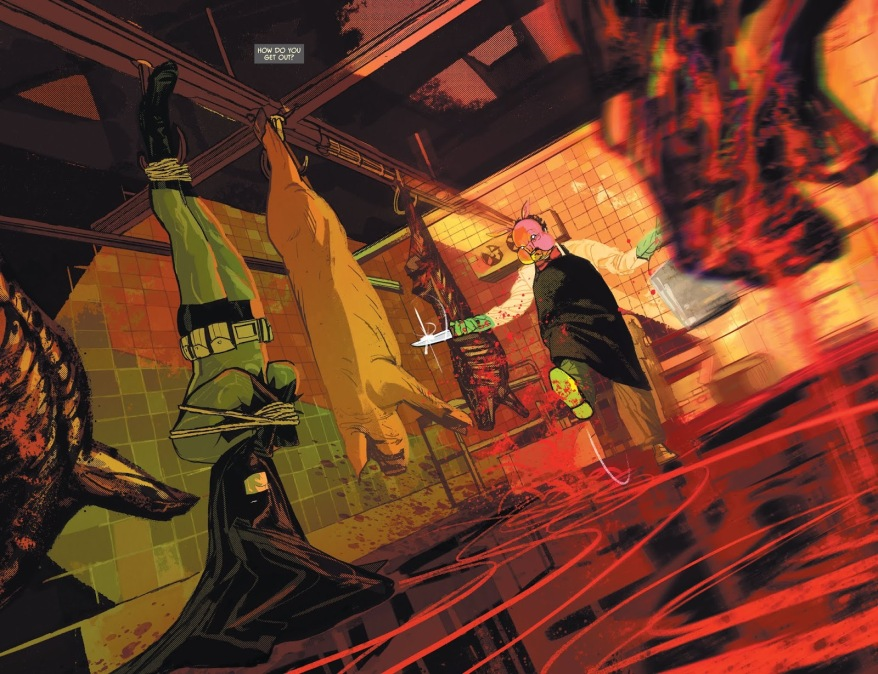 Batman And Professor Pyg (Batman Vol. 3 #62)