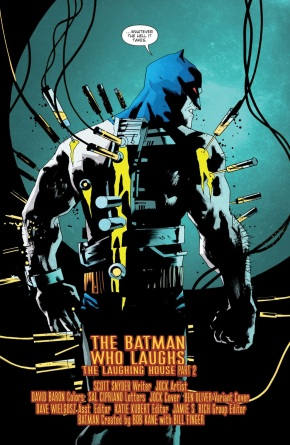 Batman (The Batman Who Laughs #2)