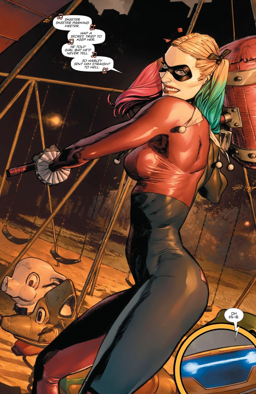 Harley Quinn (Heroes In Crisis #5)