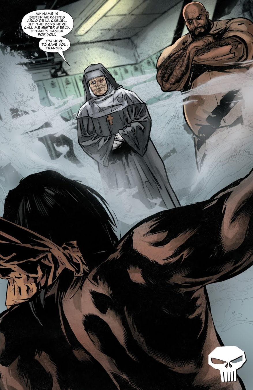 sister mercy (the punisher vol. 12 #6)