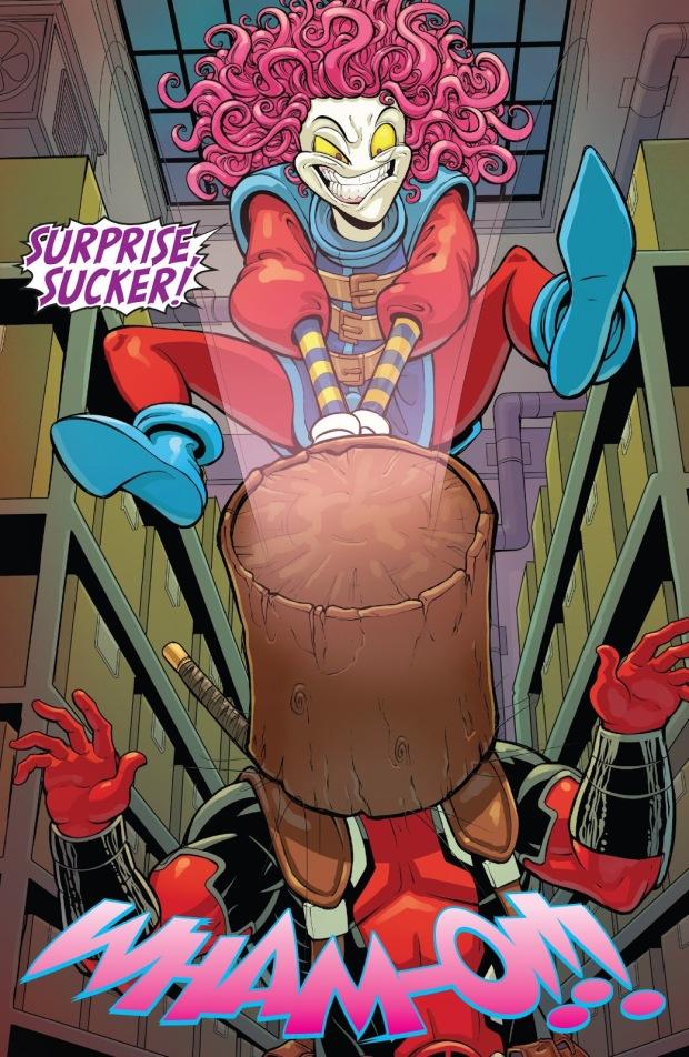 Slapstick (Spider-Man – Deadpool #19)