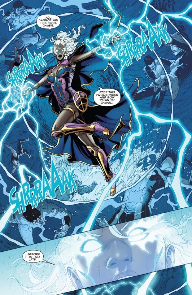 Storm (Horseman Of Salvation)