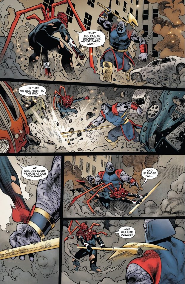 superior spider-man vs terrax