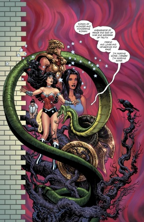 Wonder Woman Vol. 5 #17
