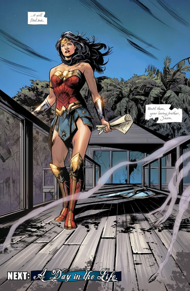 Wonder Woman Vol. 5 #40