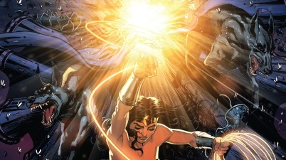 Wonder Woman VS Ares (Rebirth)