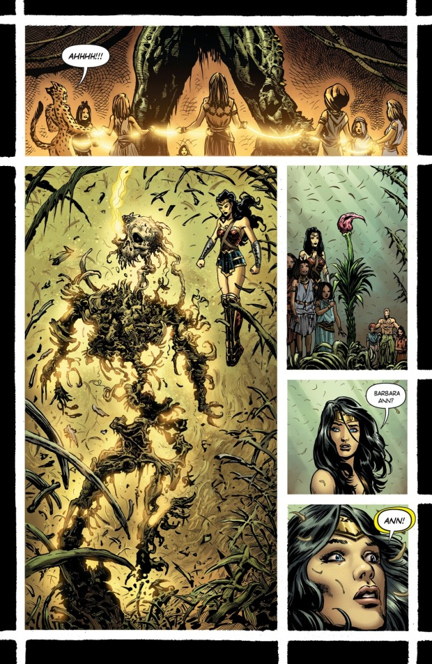 Wonder Woman VS Urzkartaga
