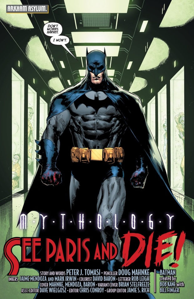 From – Detective Comics Vol. 1 #997