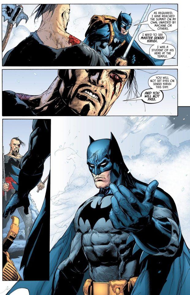 Batman VS Kyodai Ken