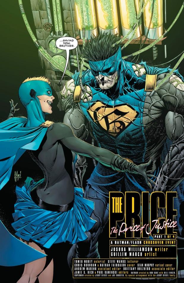 Gotham Girl (Batman Vol. 3 #64)
