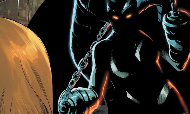 Nemesis Goddess Of Grudges (Wonder Woman Vol. 5 #63)