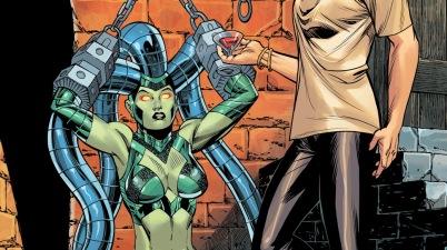 Nemesis Goddess Of Grudges (Wonder Woman Vol. 5 #64)