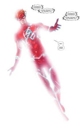 The Flash Wally West (Heroes In Crisis #6)