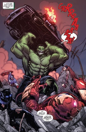 The Hulk (Hulkverines #1)