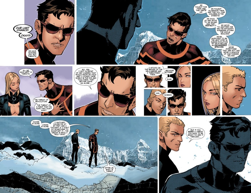 What Is Cyclops' Mutant Revolution